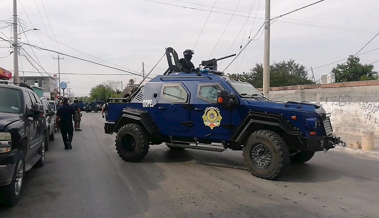 Nueva balacera prende las alarmas en Reynosa