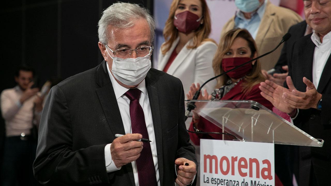 PRI decide impugnar triunfo de Rubén Rocha en Sinaloa