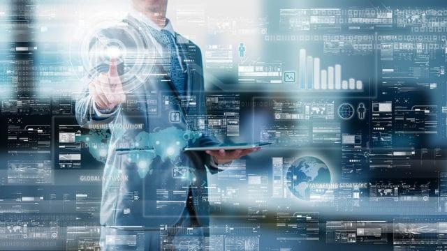 tecnología digital, negocios