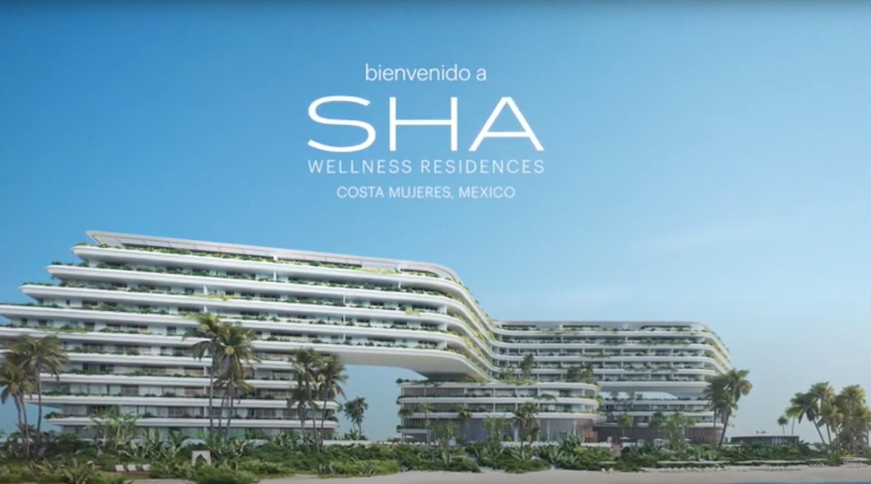 SHA Residences llega a México con el concepto de 'wellness real estate'