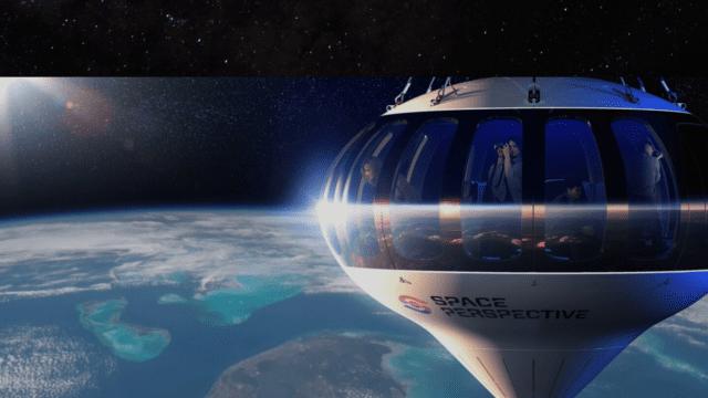 Compañía Space Perspective