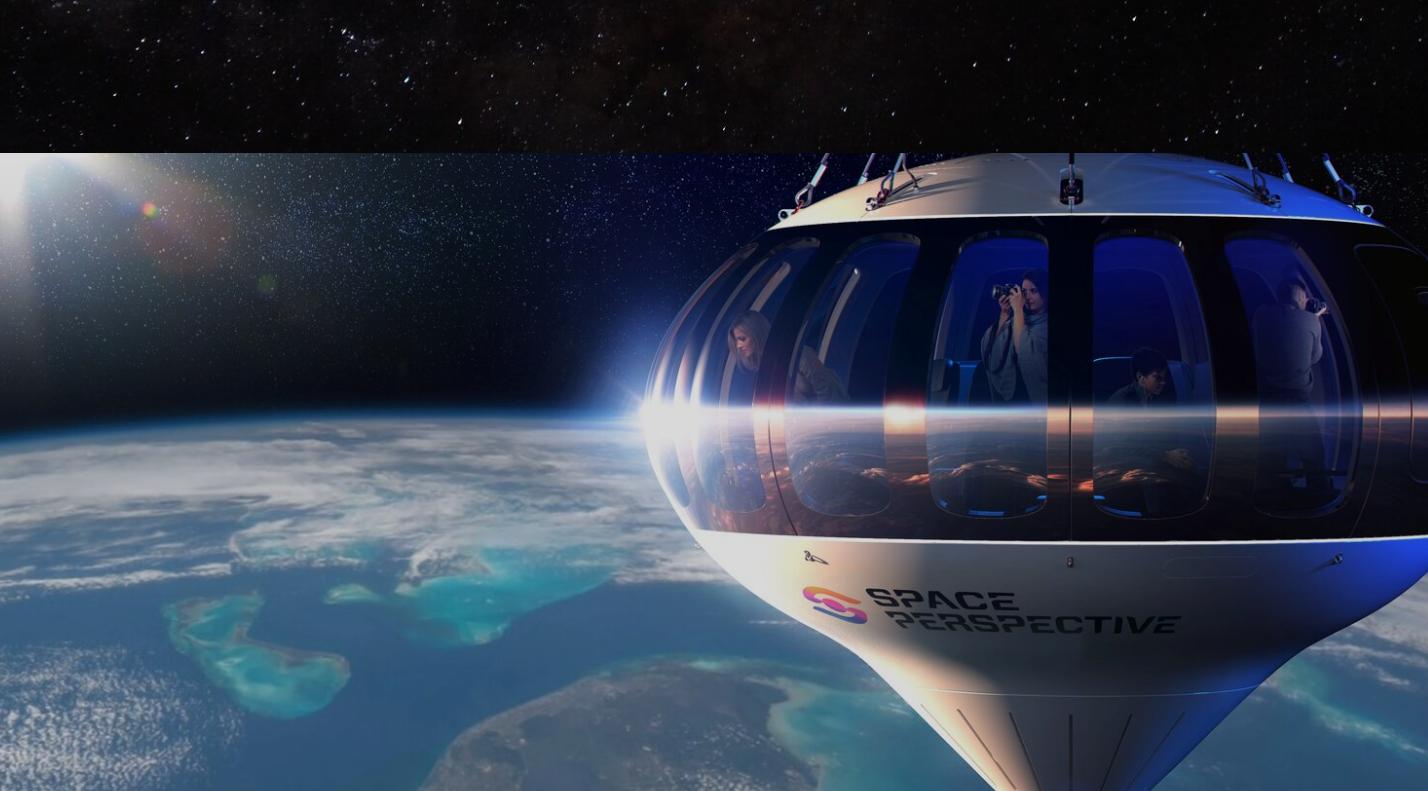 Esta compañía te acerca al espacio por 125,000 dólares