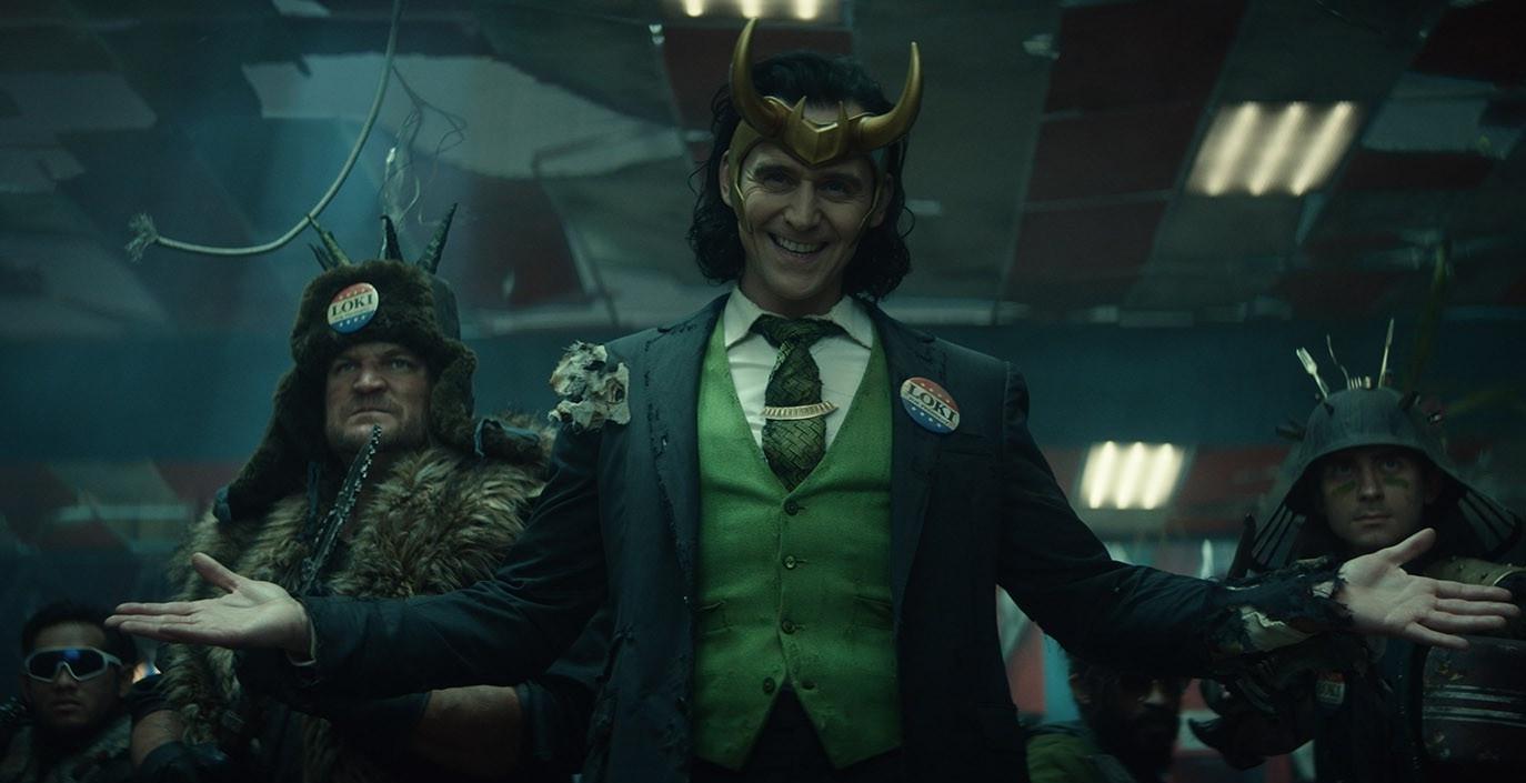 Tom Hiddleston Loki Marvel