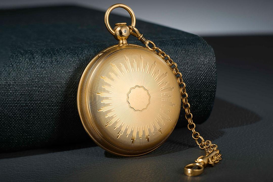 Maravilla de la relojería: El Tourbillon cumple 220 años