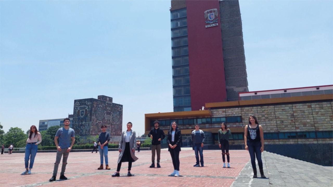 Estudiantes de la UNAM ganan viaje científico a Alemania
