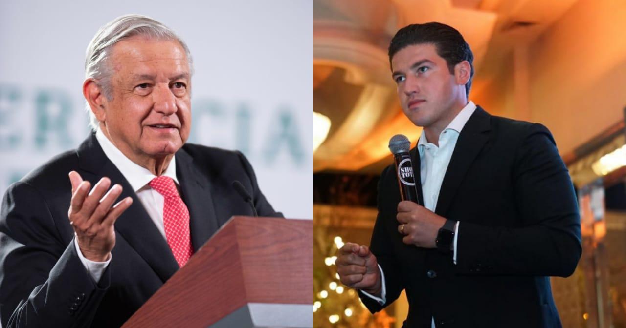 AMLO recibirá la próxima semana al gobernador electo de NL, Samuel García