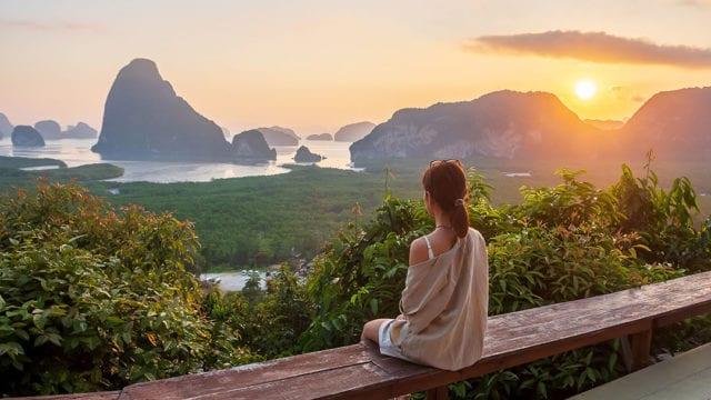 Viaje a Phang nga, Thailandia