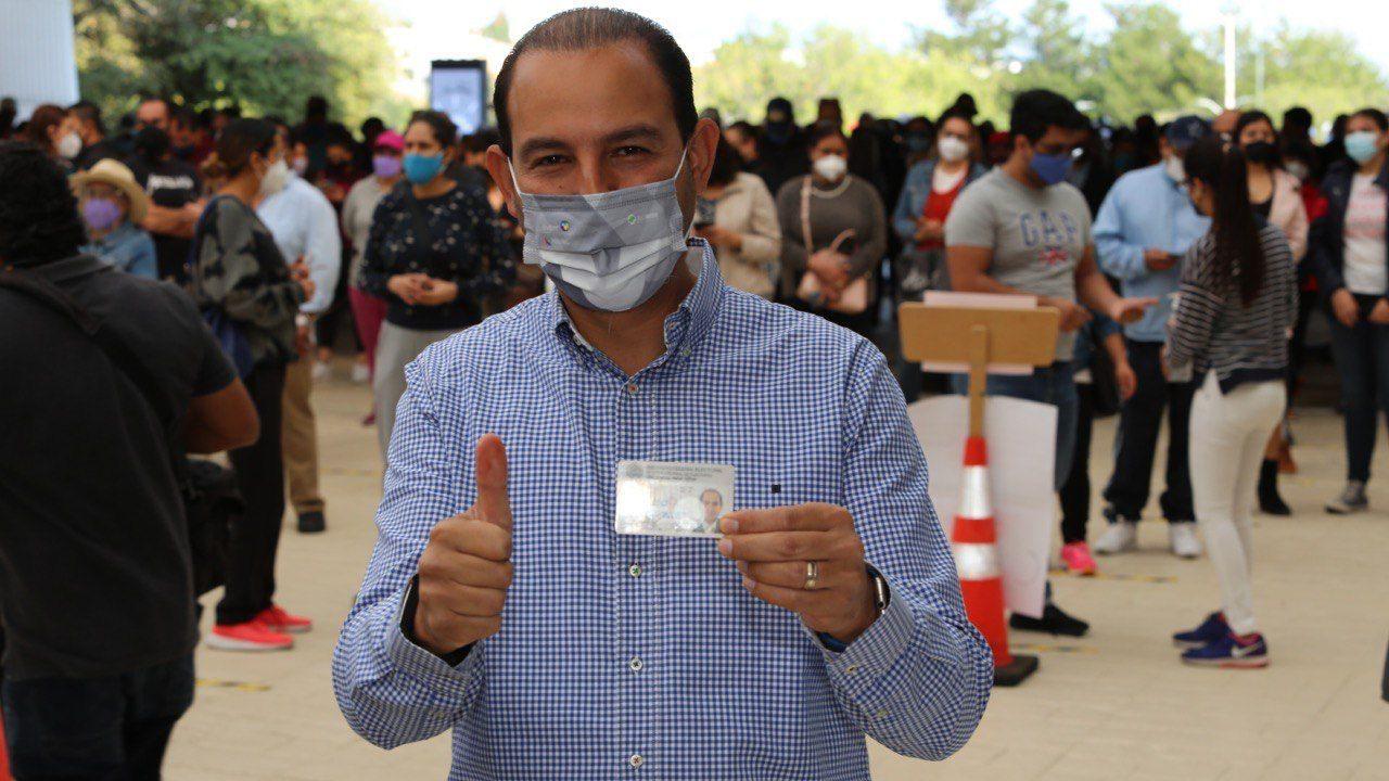 PAN pide a AMLO que no intervenga en el proceso electoral