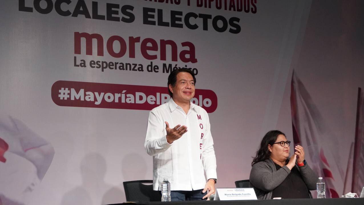 Morena pide a diputados estatales alinearse con la 4T