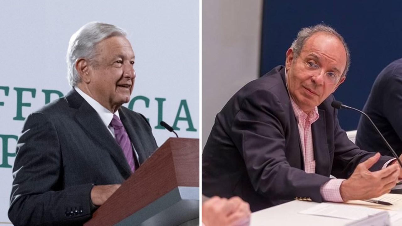 'Pendejo petulante'; AMLO exhibe insulto de Héctor Aguilar Camín