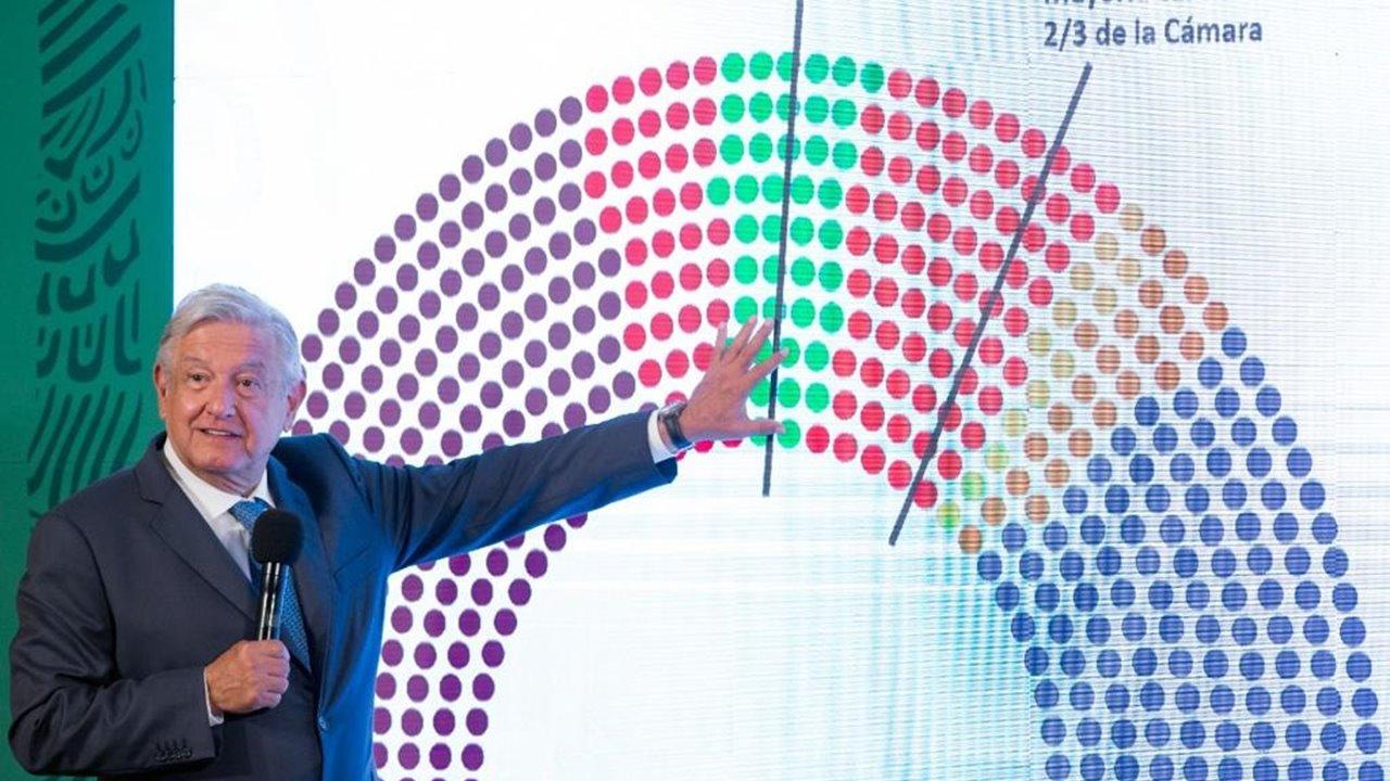 AMLO insiste en mirar al PRI para lograr mayoría calificada en San Lázaro