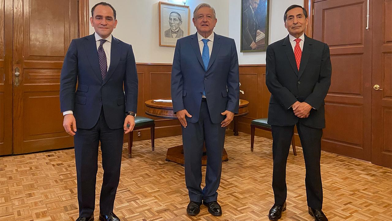 Respaldan políticos cambios en SHCP y Banco de México
