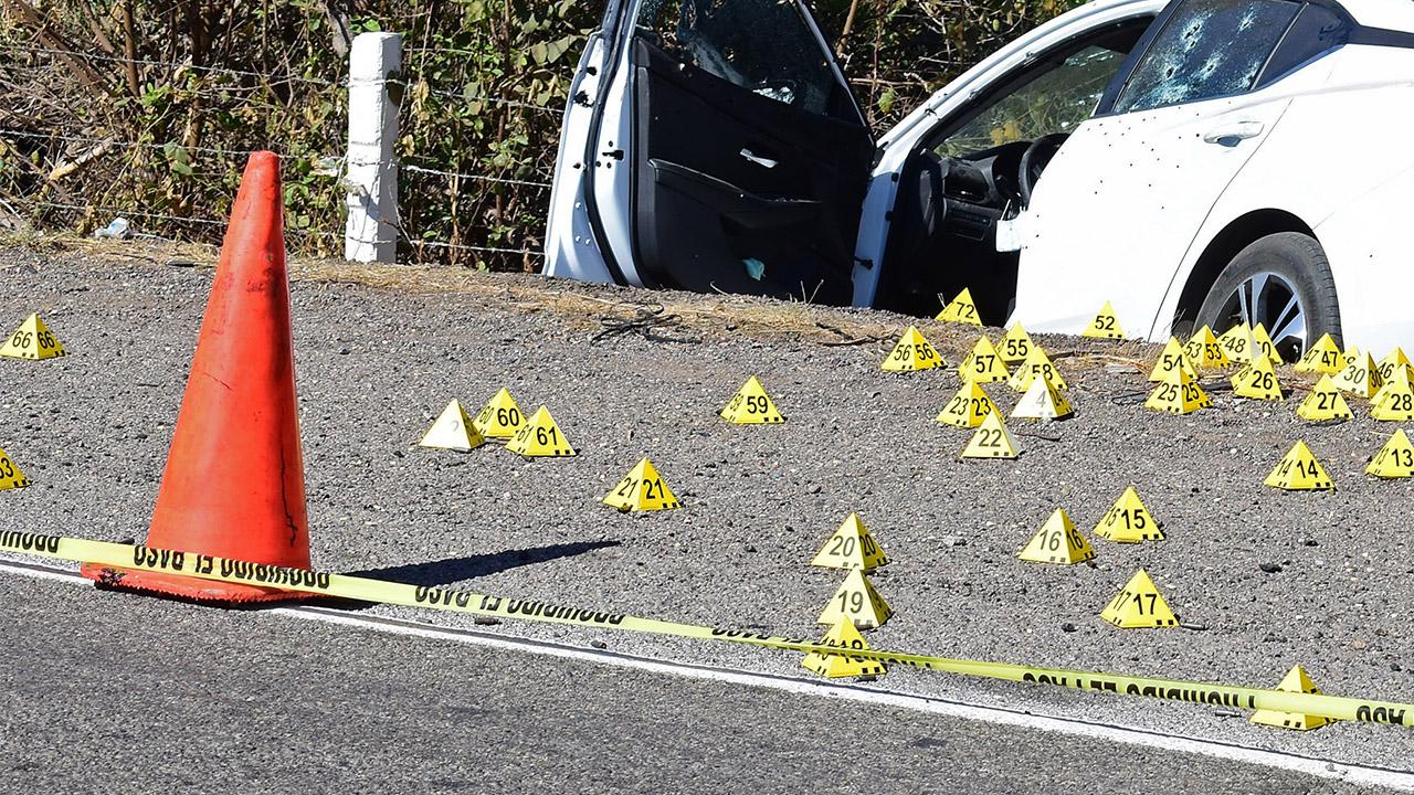 Familiares reclaman justicia tras matanza de civiles en Reynosa