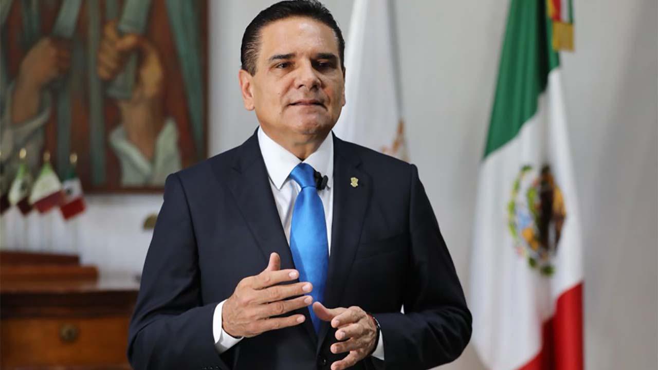 Aureoles denunciará 'narcoelección' en Michoacán ante ONU, CIDH y EU