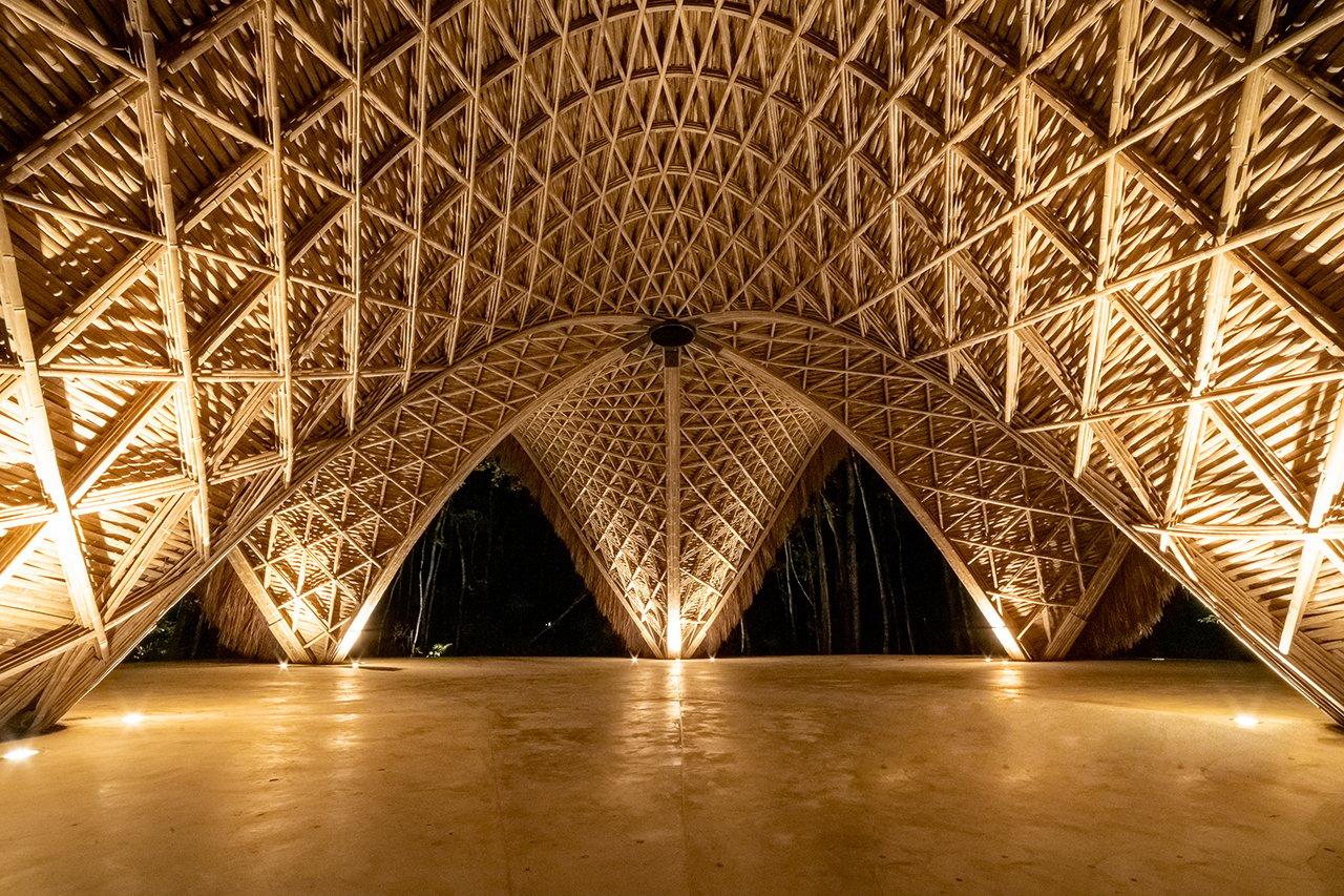 Bambú: aliado natural de la construcción sostenible