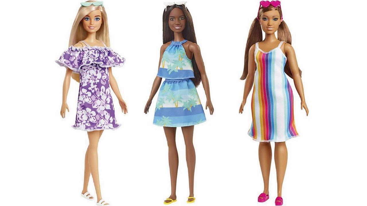 Barbie lanza una colección de muñecas de plástico reciclado