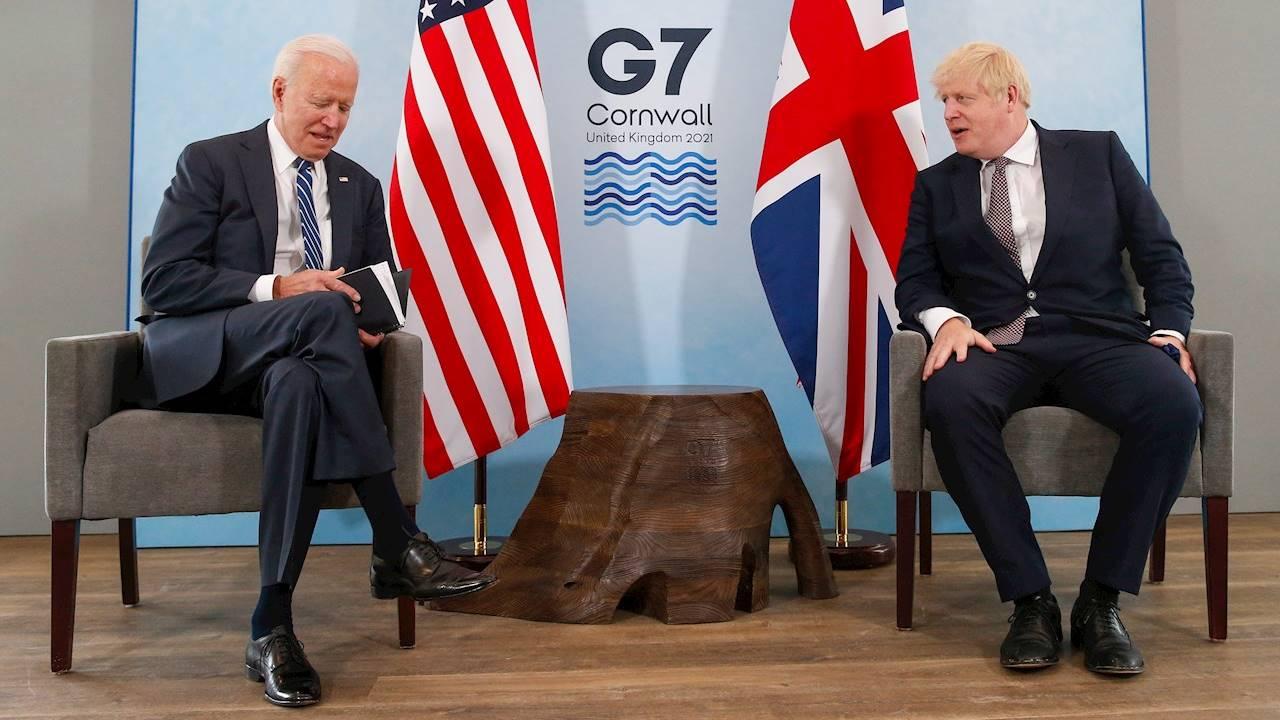 7 asuntos clave para la primera cumbre presencial del G7 en 2 años