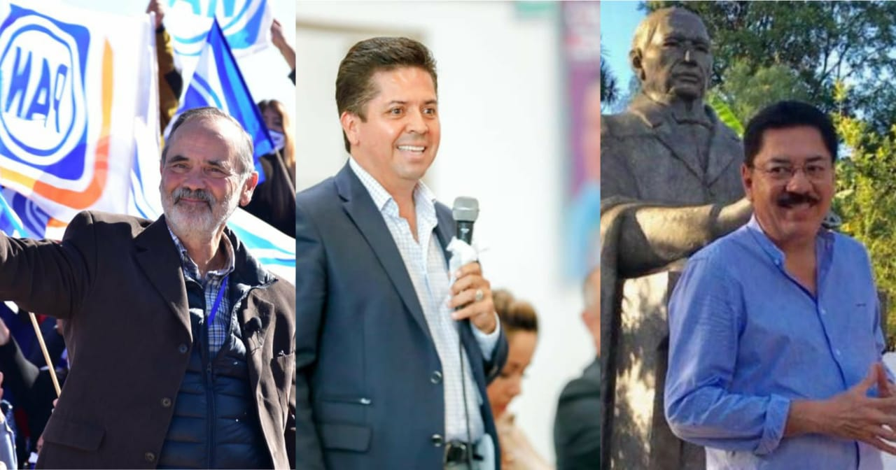 Piden a líderes del PAN, PRI y PRD no autoengañarse tras elecciones