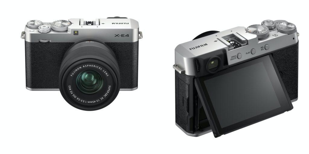 Cámara fotográfica Fujifilm, Canon y Nikon