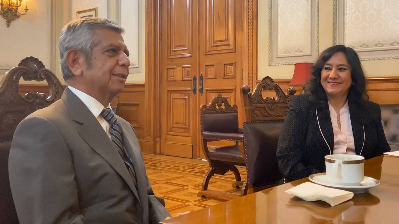 Sustituye AMLO a Irma Eréndira Sandoval de la SFP; entra Roberto Salcedo