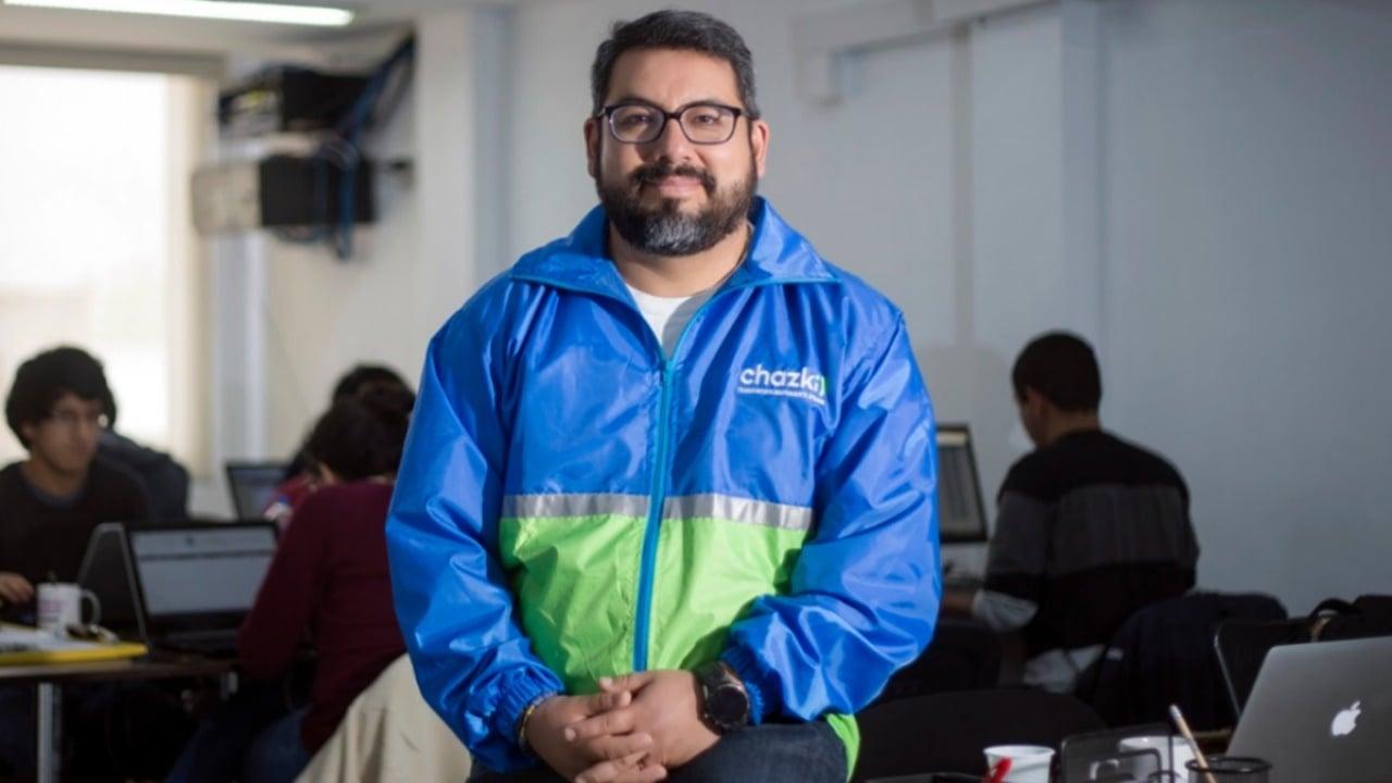 La app de delivery Chazki se expande y se acerca a ser el primer unicornio de Perú