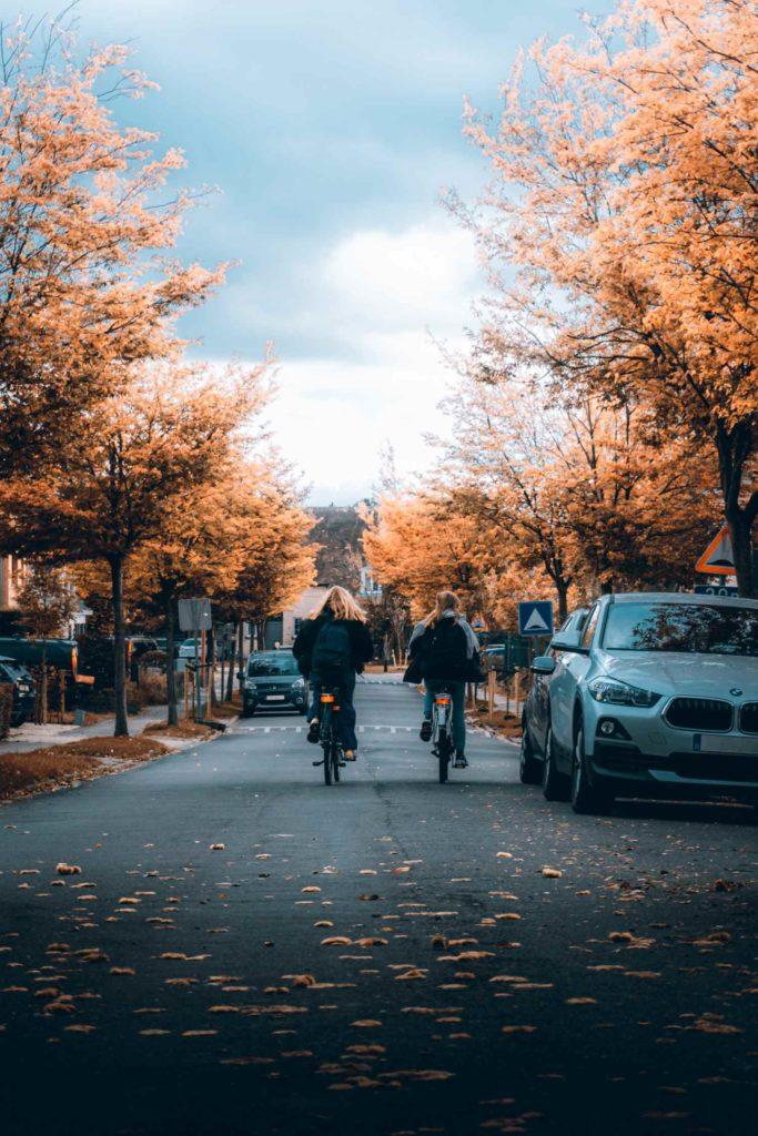 Bicicleta salud