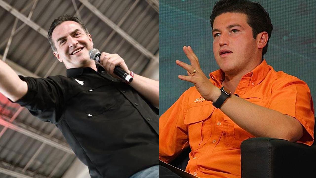Samuel García y Adrián de la Garza se proclaman ganadores en NL