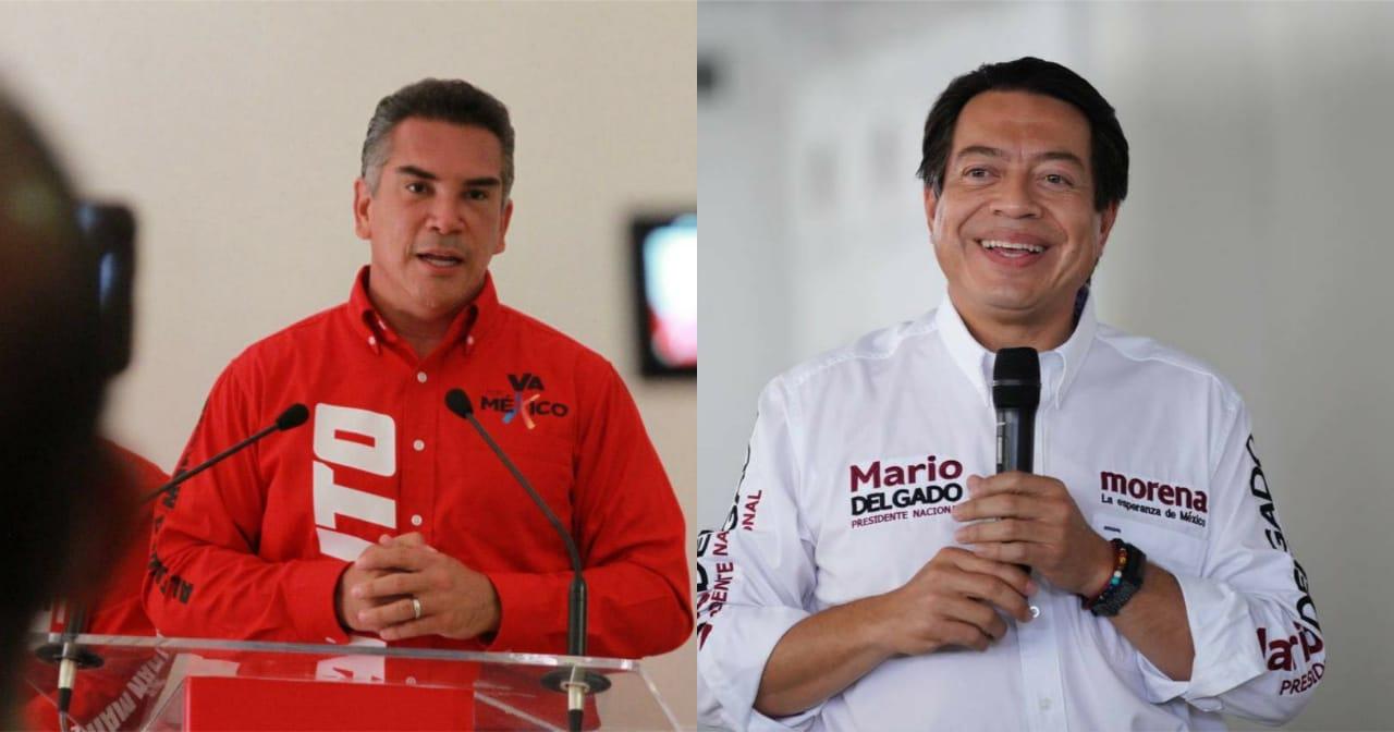 Unión del PRI y Morena existe desde hace años en la Cámara de Diputados