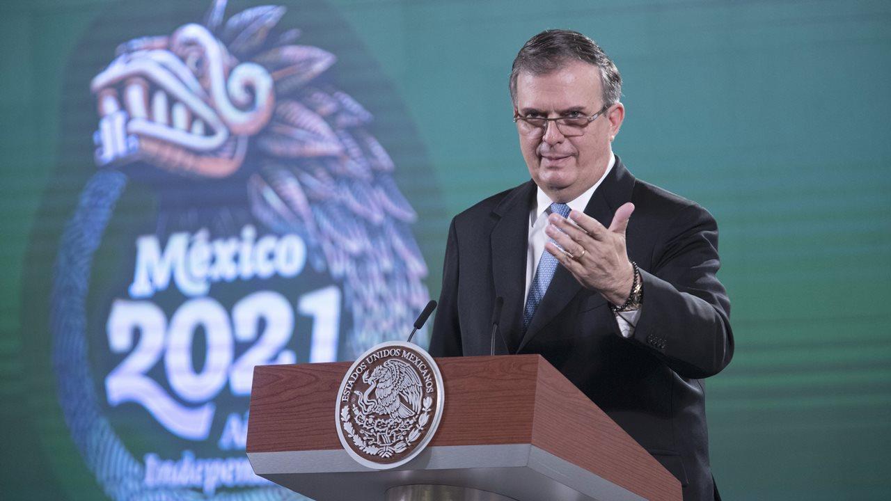 México goza de respeto mundial pese a dichos de The Economist: Ebrard