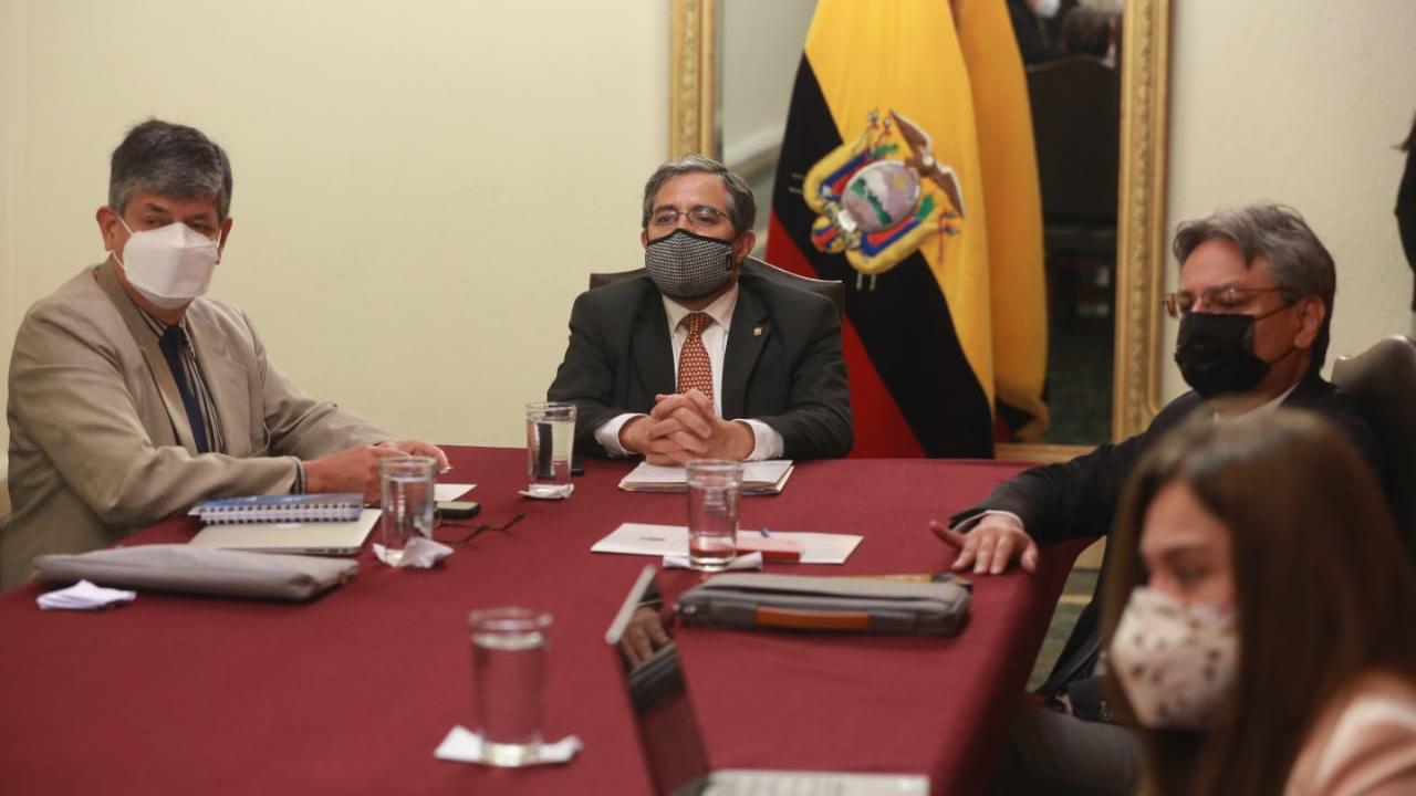 EU y México, en la prioridad de Ecuador para fomentar el comercio