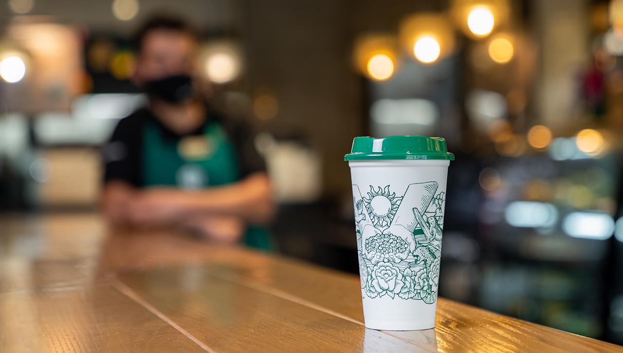 Starbucks México presenta nuevo vaso reusable en apoyo a comunidades cafetaleras de Oaxaca