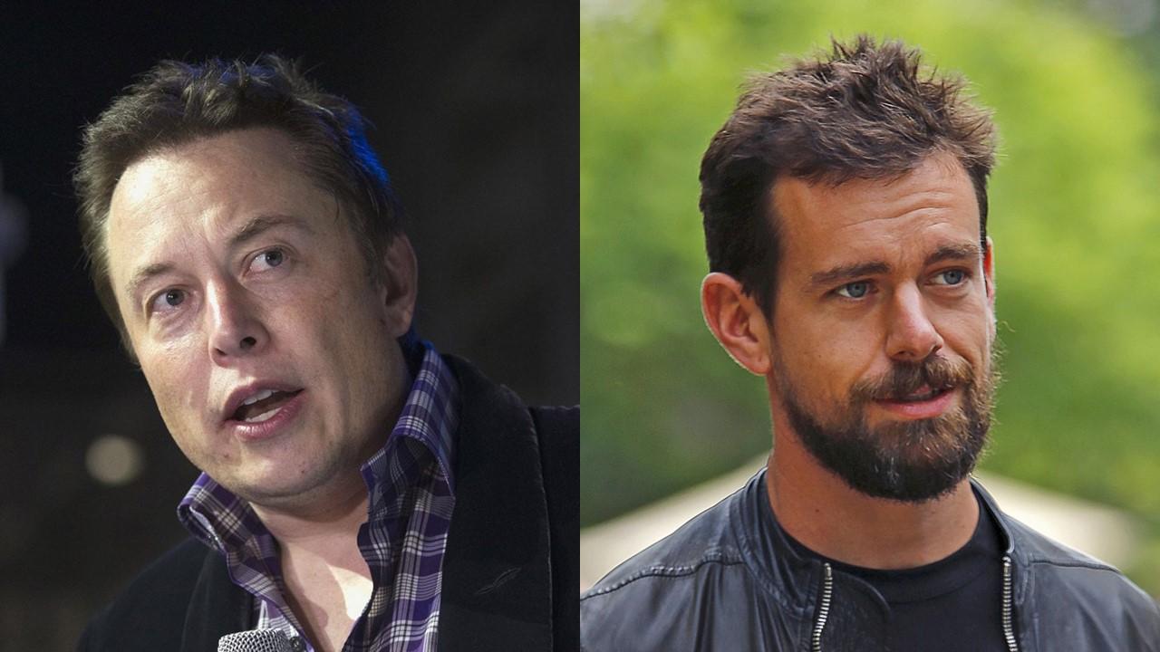 Elon Musk y Jack Dorsey pactan una charla sobre el bitcoin y atraen todos los reflectores