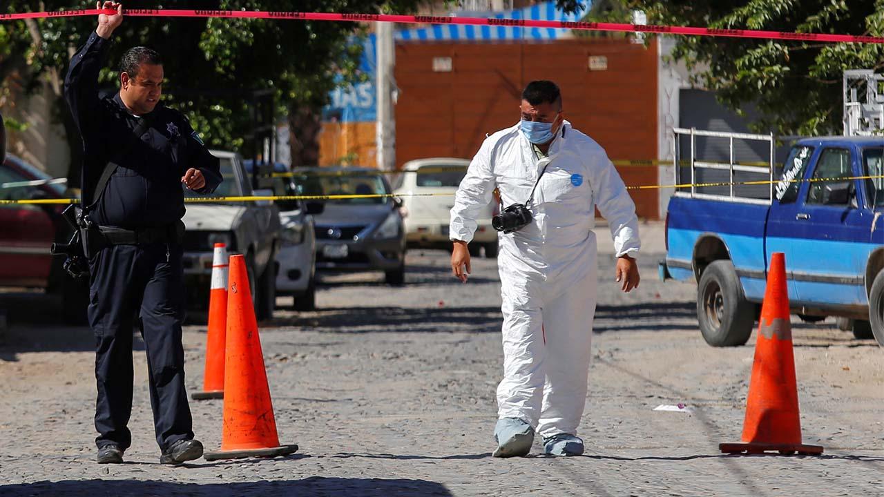 Al menos 18 muertos deja enfrentamiento entre cárteles en Zacatecas