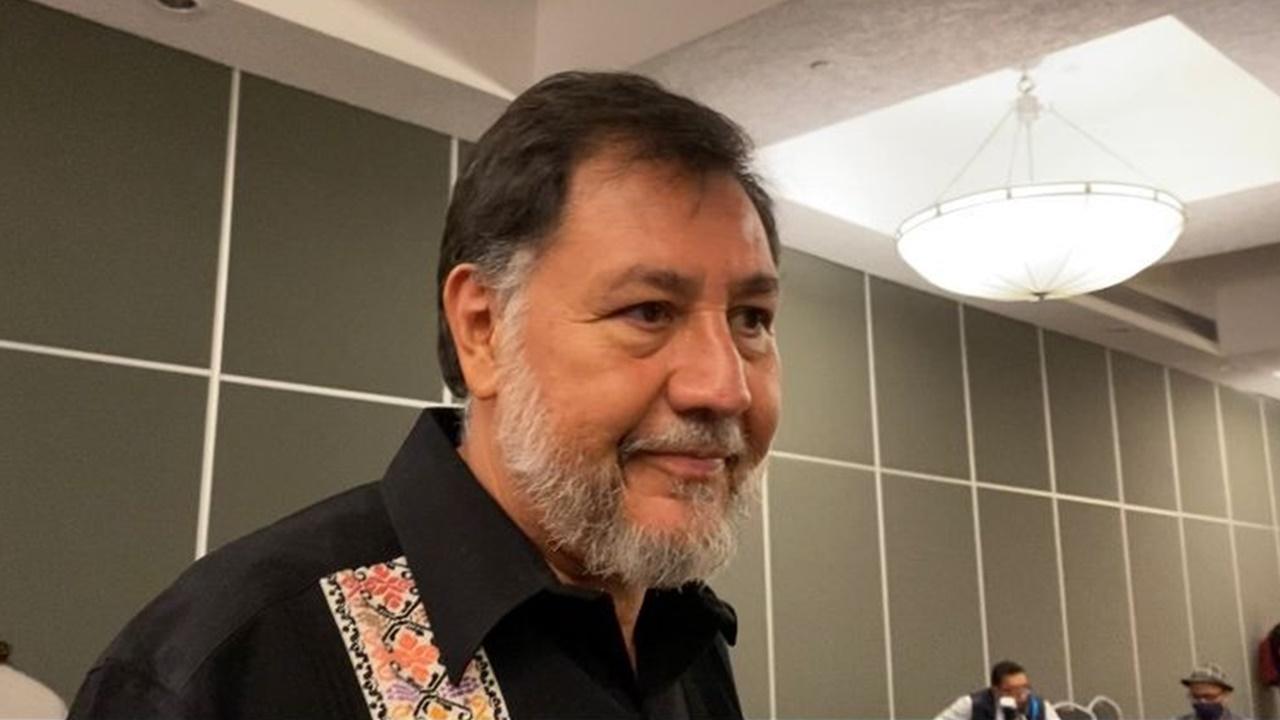 No quiero atacar a Ebrard, dice Fernández Noroña al verlo como rival para 2024