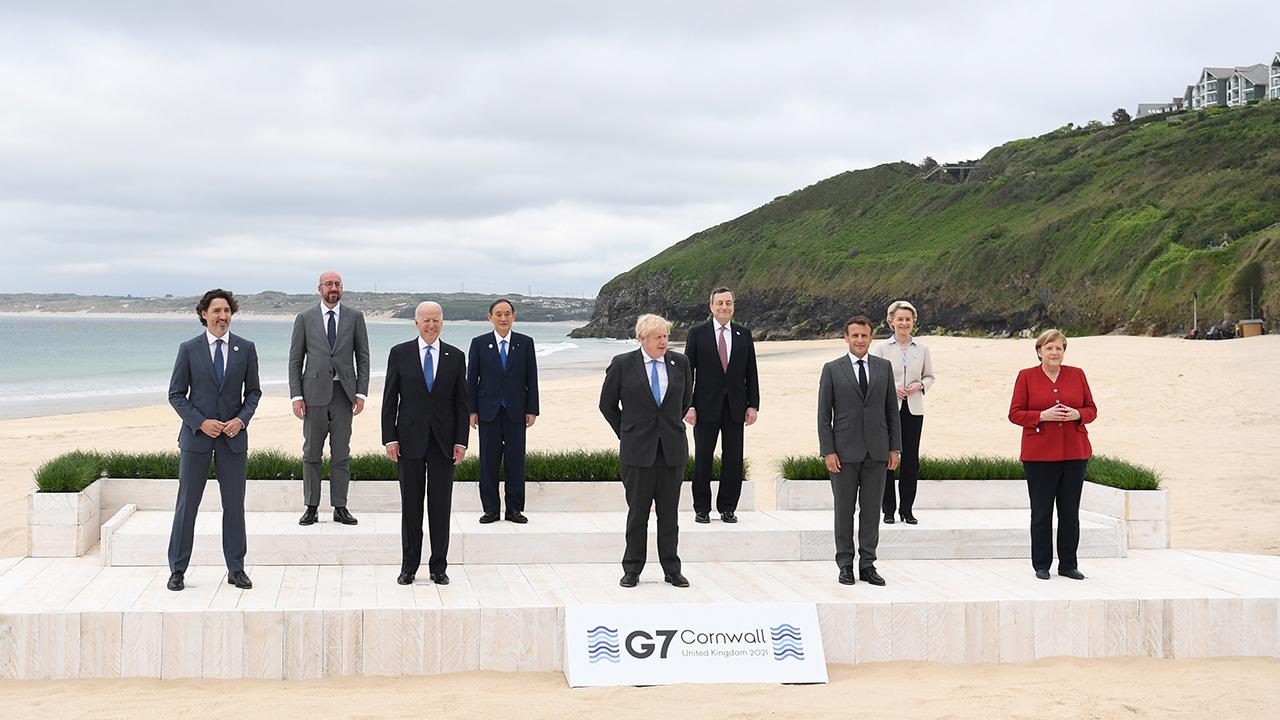 Líderes del G7 respaldarán propuesta de impuesto mínimo corporativo global de 15%: Casa Blanca