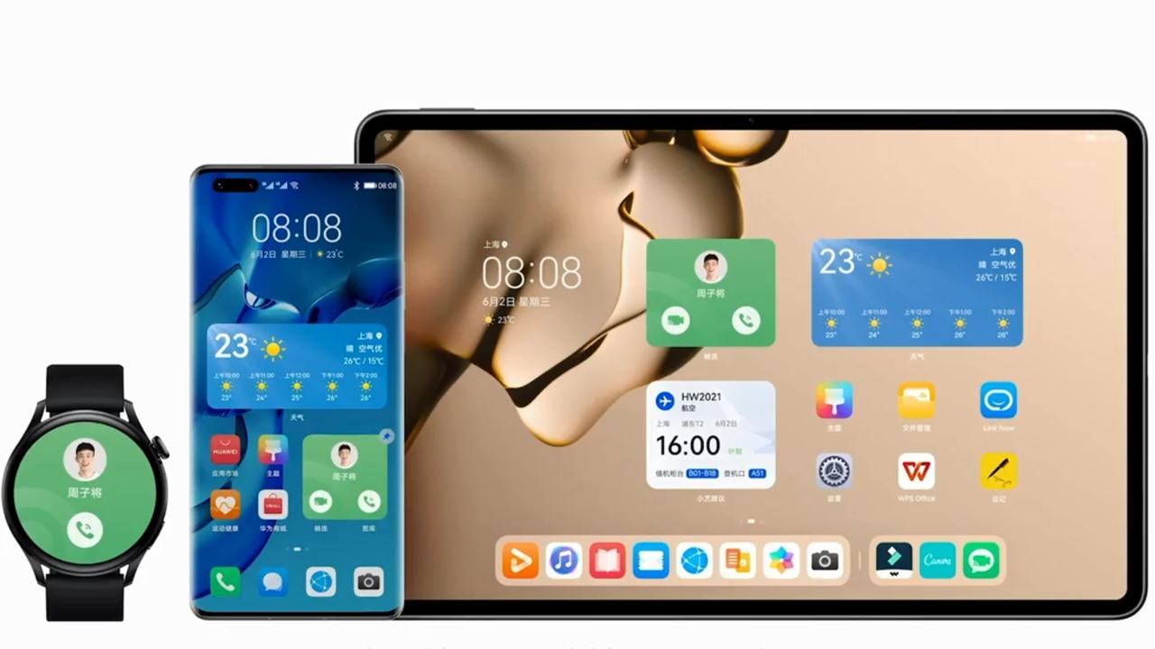 Huawei proclama su independencia de Android y lanza su HarmonyOS