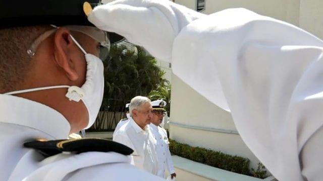Marina niega militarizar los puertos pese a su nuevo poder