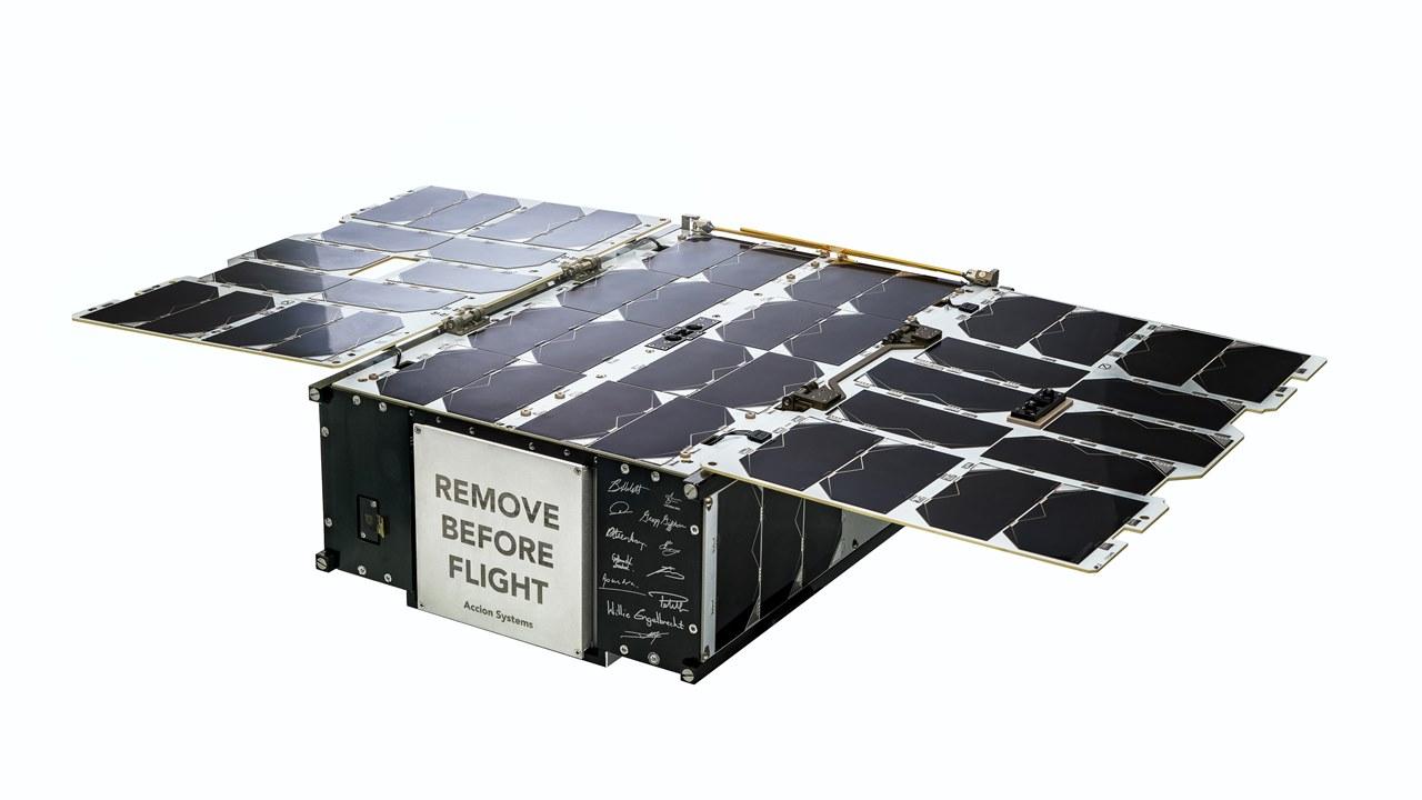 Apoyada por Space X, empresa mexicana coloca nanosatélite en el espacio