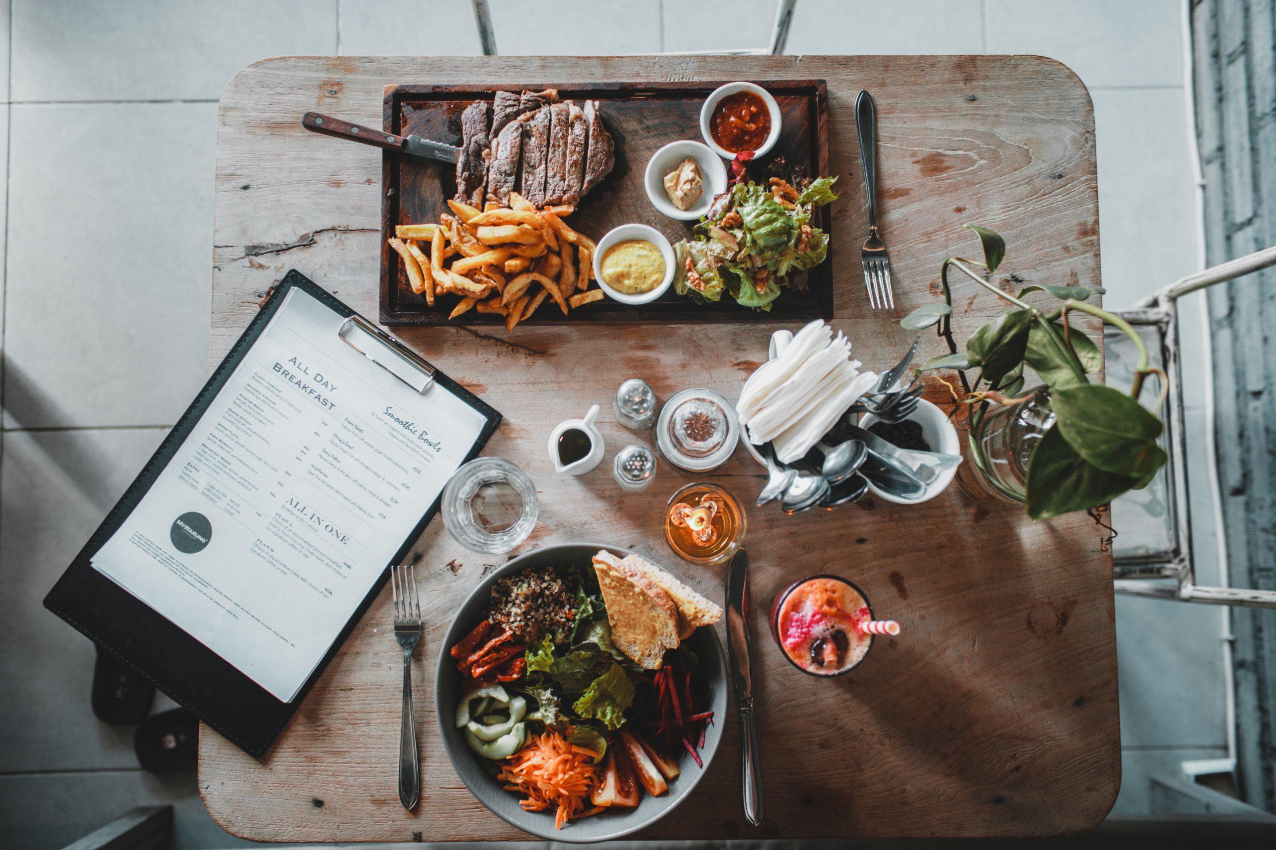El dinamismo social de la gastronomía