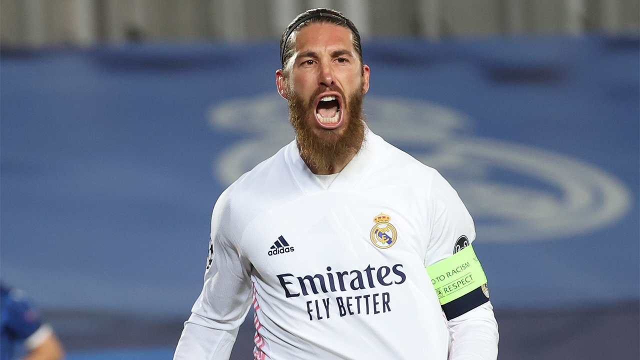 Sergio Ramos deja al Real Madrid tras 16 años