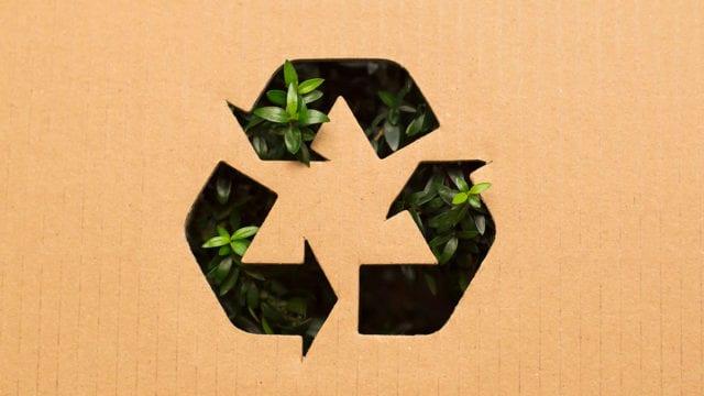 reciclaje, re