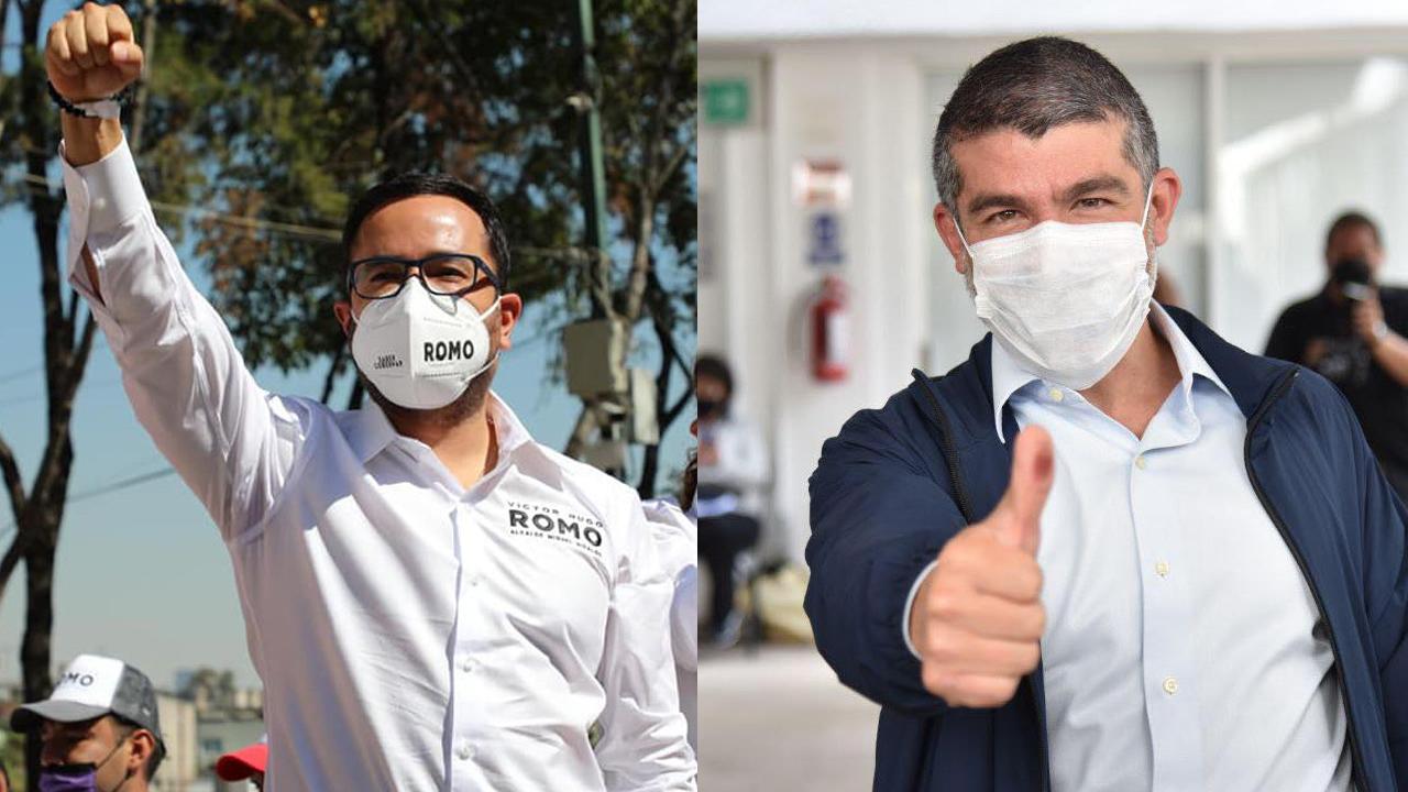 Sin conteo oficial, Morena y PAN se declaran ganadores en Miguel Hidalgo