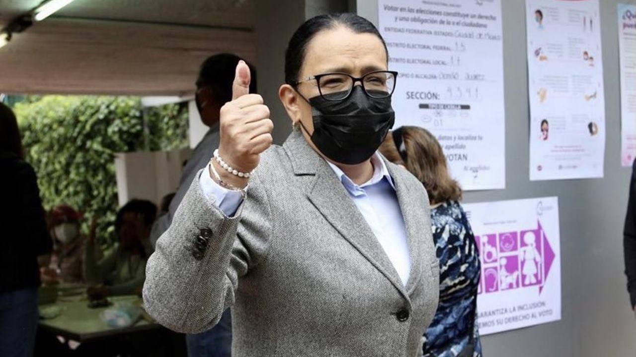 El 99.99% de México está tranquilo y en paz: secretaria de Seguridad