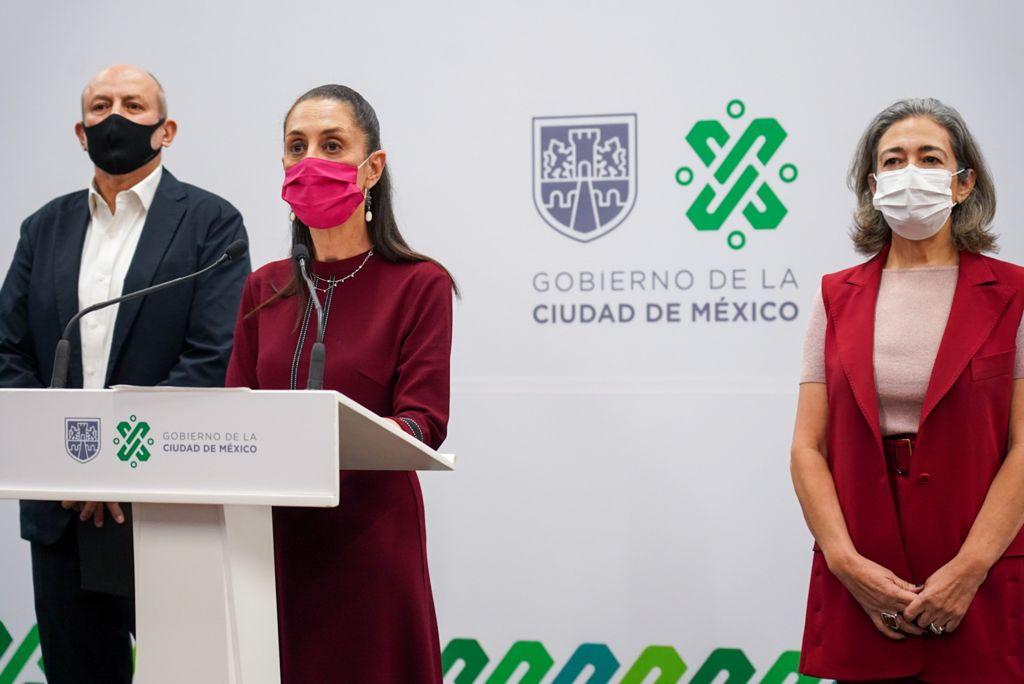 Florencia Serranía deja la dirección del Metro de la CDMX