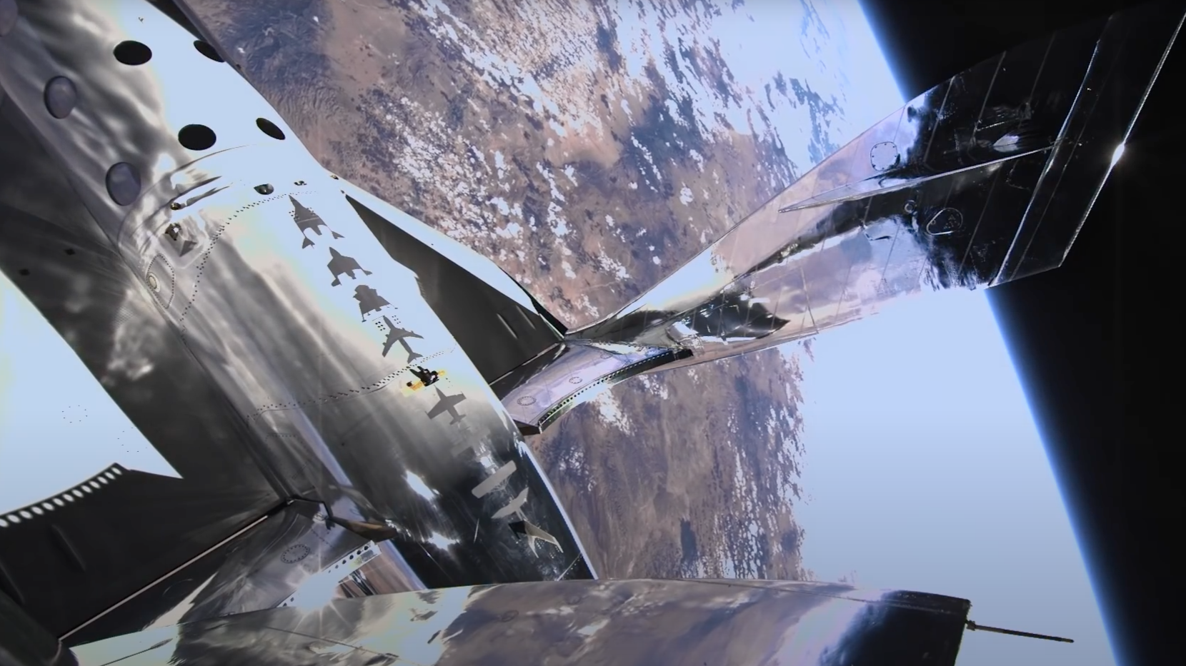 Virgin Galactic concreta primer vuelo orbital y se adelanta en el turismo espacial