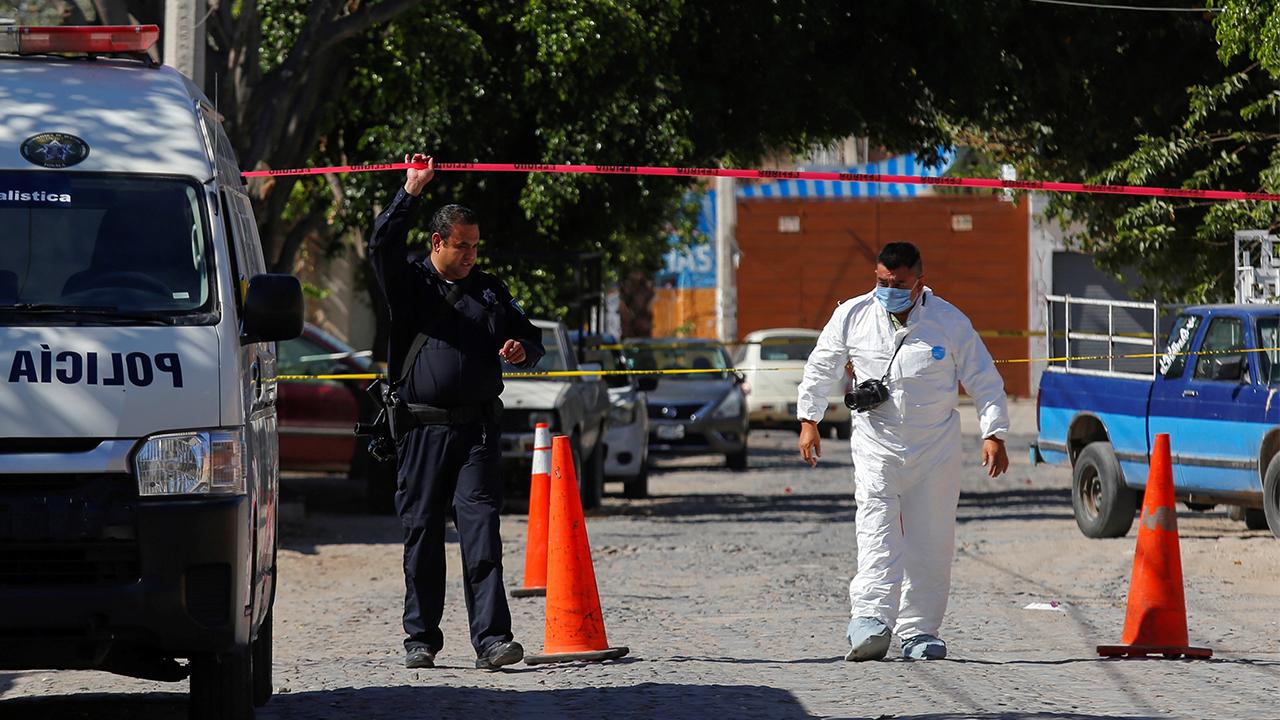 Matan a 9 personas, entre ellas dos policías, en Zacatecas