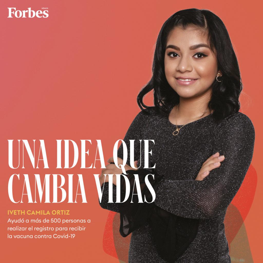 Mujeres poderosas: Iveth Camila, una idea que cambia vidas