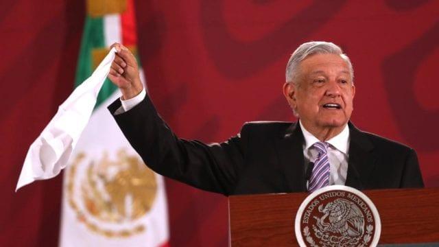 El presidente Andrés Manuel López Obrador. Foto: Presidencia.