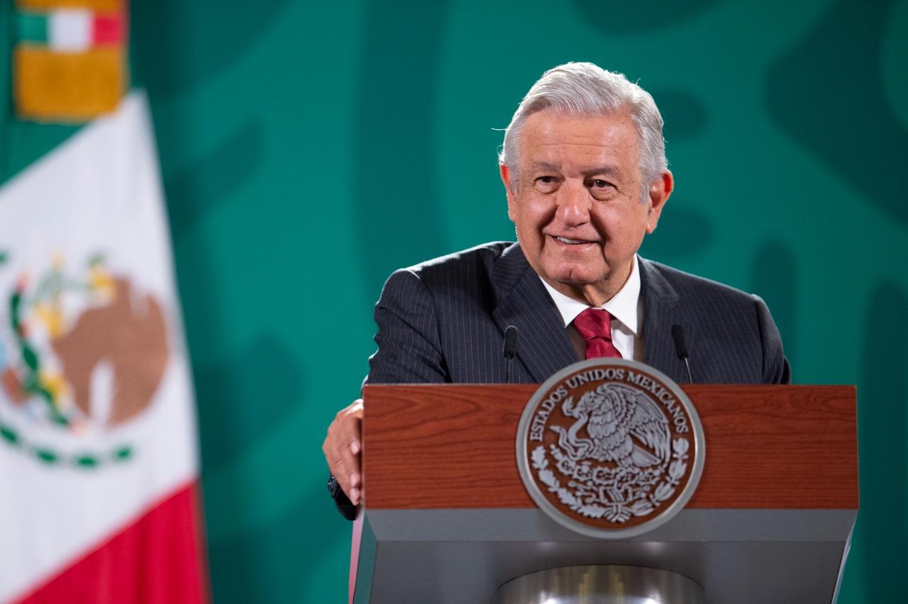 López Obrador, 3 años: 'El país no es un caos en economía y salud'