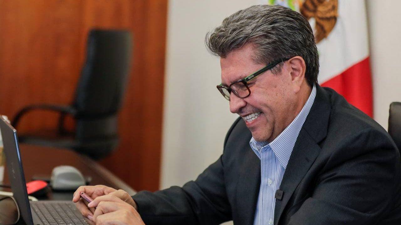 Monreal quiere la candidatura presidencial por Morena en 2024